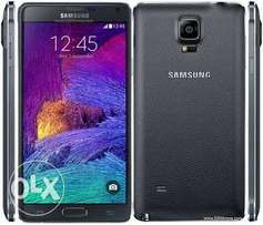 Samsung note 4 as new.