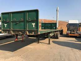 3x Super-Link Afrit Trailers