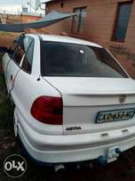 Opel astra 1.8 engine and gearbox,all body parts,megs etc.