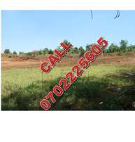 Priciest 100 by 120ft plot for sale in Namugongo at 60m
