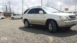 Toyota Harrier In perfect condition