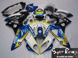 Super Fairings - Fairing Kit - BMW S1000RR