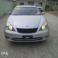 Tin-can Cleared 2005 Lexus ES 330 Silver