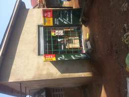 Rentals 4 units collecting 600,000/=