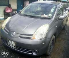 Nissan note on sale