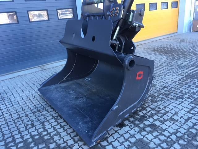 Gjerstad Hydraulisk Pusseskuff - 2019
