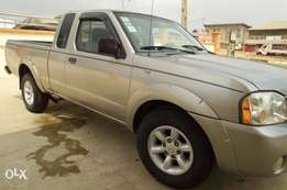 One month used tokunbo Nissan Frontier