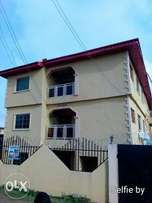 Neatly 3bdrm flat for rent at islahudeen area ring road Osogbo