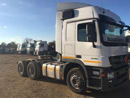 Mercedes Benz Actros 2646LS/33 HYP for sale.