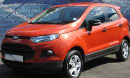 2015 Ford EcoSport 1.5 TiCVT Ambiente Manual