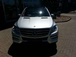 2014 Mercedes-Benz ML400 for sale R 720 000
