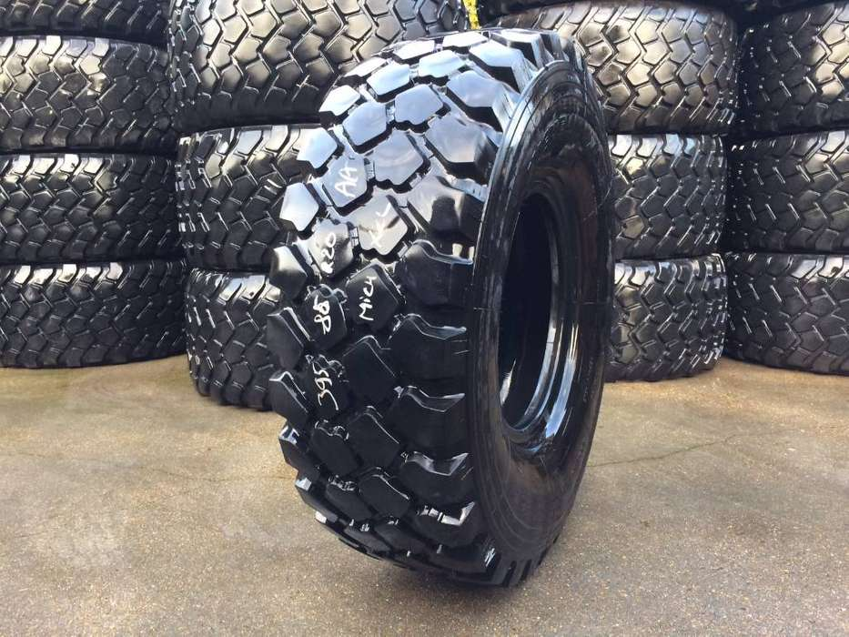 Michelin 395/85r20 Xzl - Used Aa 60%