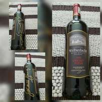 Welbedacht Schalk Burger and Sons Wine 2010