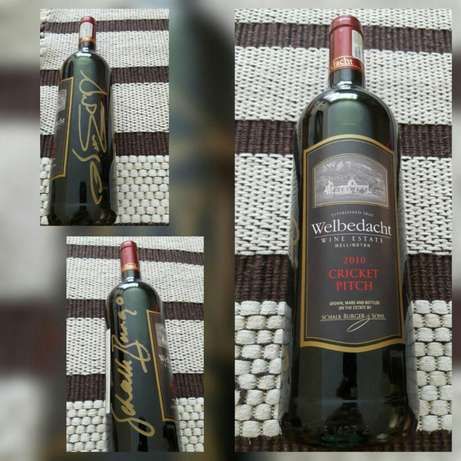 Welbedacht Schalk Burger and Sons Wine 2010 Secunda - image 1