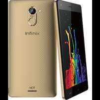 brandnew infinix hot4 free glass guard at 10,499 only
