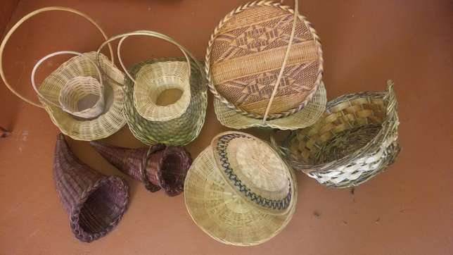Collection of baskets Pretoria East - image 1