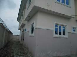 Fully Ensuit Upfloor 3 Bedroom Flat With Standard Boys Quarters