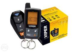 Viper Model 5305V 2 Way Car Security Alarm and Remote Engine Start