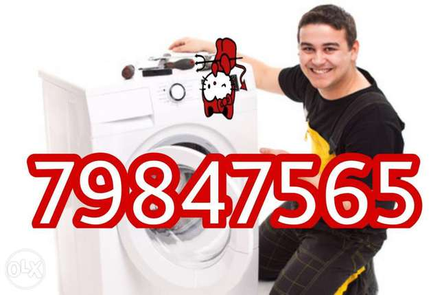 Fully automatic washing machine repair and service Contact number an