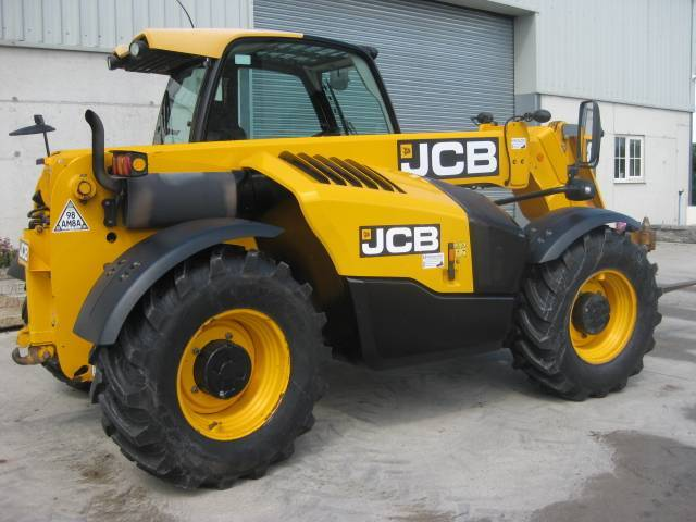 JCB 536-60 Agri - 2015