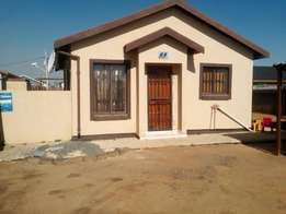 two bedroom house for sale in buhle park.