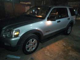 Ford Explorer 2006 model tokunbo