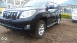 Landcruiser Prado Diesel at 5.3m