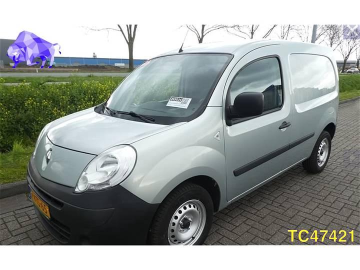 Renault Kango Euro 5 - 2012