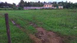 1\2acre for sale at Garden Estate