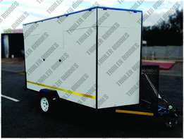 Quality Fast food Trailers at affordable prices - 3m Fast food Trailer