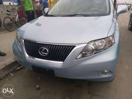 Neatly Foreign Used 2010 RX350