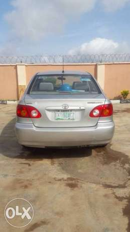 sharp 2004 Toyota Corolla for sale Akure South - image 2