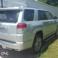 2011 4runner Limited edition. N9.8m