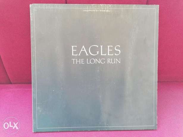Eagles - The Long Run - 1979 - Vinyl