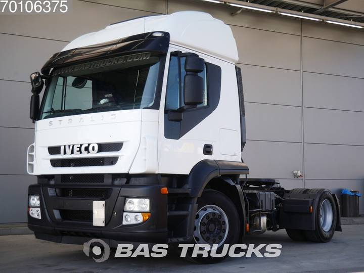 Iveco Stralis AT440S45 4X2 Intarder Euro 5 - 2010