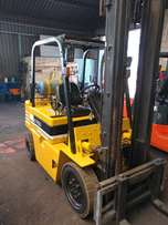 DOOSAN G25S - 2,5 ton gas forklift for Sale!