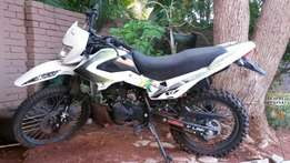 For Sale Bashan Explode 125cc bought july 2014. 116 km on clock Only R
