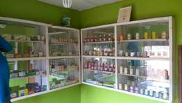 Drug shop in Kasaganti T.C at ONLY 7M (Slightly negotiable) URGENT