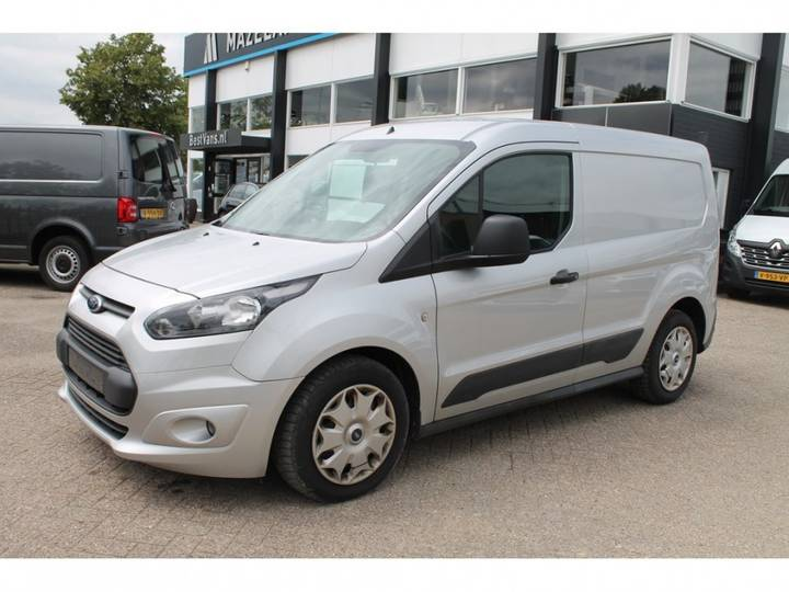 Ford Transit Connect 1.6 TDCI - Airco - _ 8.950,- Ex. - 2015