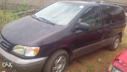 Toyota Sienna for sell at affordable price tag