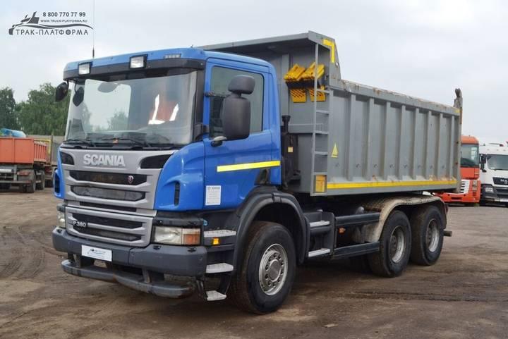 Scania P6x400 P380CB6X4EHZ - 2019