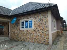 New 3flat bungalow for sale at osubi