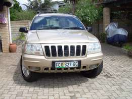 Jeep Grand Cherokee 3.1td 4x4 A/T Limeted.