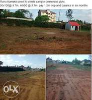 Ruiru Kamakis (next to chiefs camp) commercial plots.