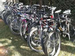 Ex-US Mountain Bikes
