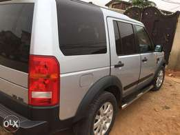 Super clean slightly Nigerian used Land Rover jeep LR3 with for sale