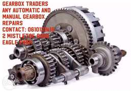 Gearbox traders we fix any automatic /manual gearboxes