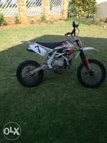 XP125cc puzi bike