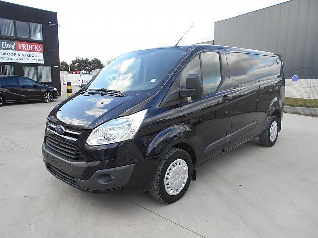 Ford Transit Custom - 2013