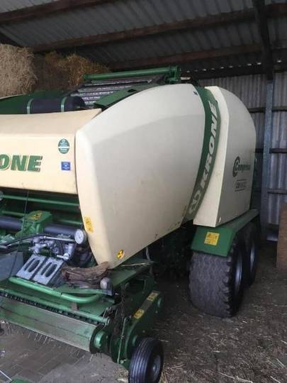 Krone comprima cv 150 xc - 2008